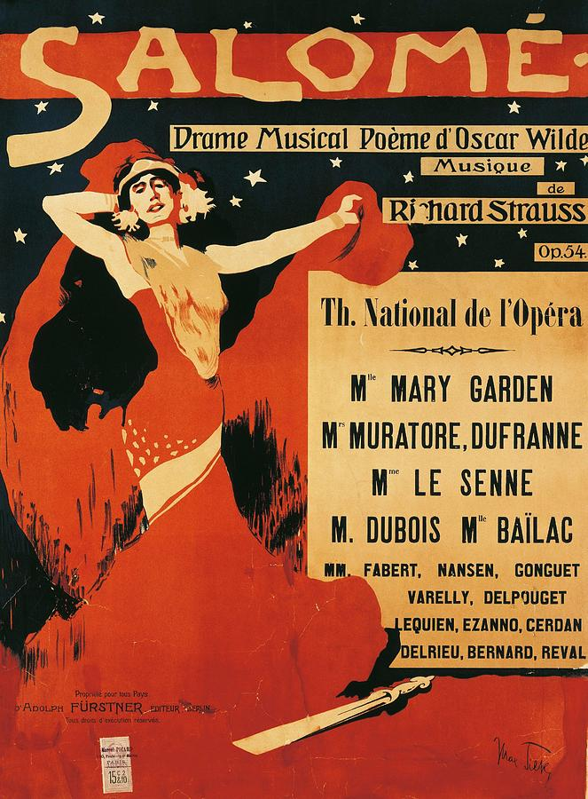 poster-of-opera-salome-richard-strauss