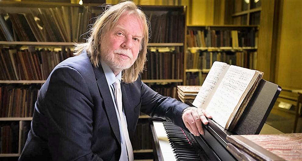 Taormina: Rick Wakeman, Piano Acoustic in concerto per il Teatrto Bellini di Catania