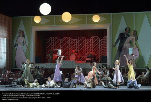 """Teatro La Fenice: """"Die lustige Witwe"""", dal 2 Febbraio"""
