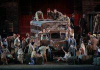 """Carmen all'Arena di Verona: una """"fredda"""" prima del 96°Festival areniano."""