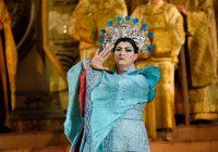 Verona: la Turandot con Anna Pirozzi infiamma l'Arena di Verona