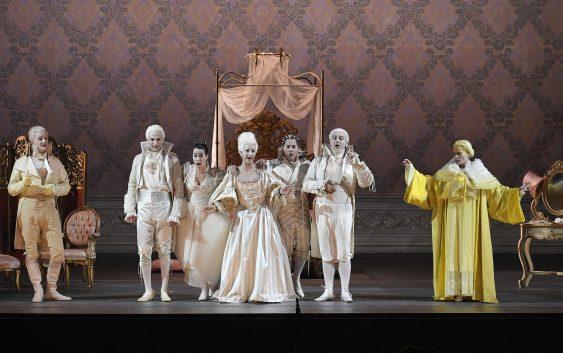 59 Festival Dei 2 Mondi, Opera Lirica Le Nozze di Figaro o sia la folle giornata